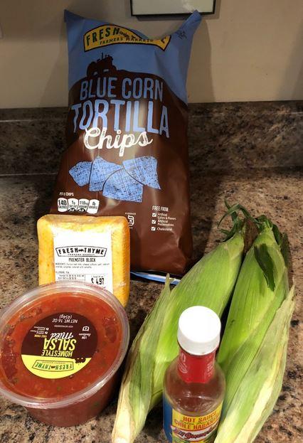 corn ingred