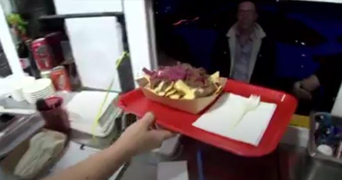 food truck nachos