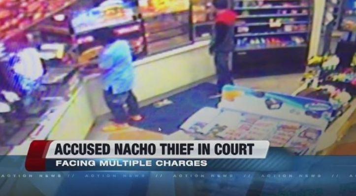 nacho thief